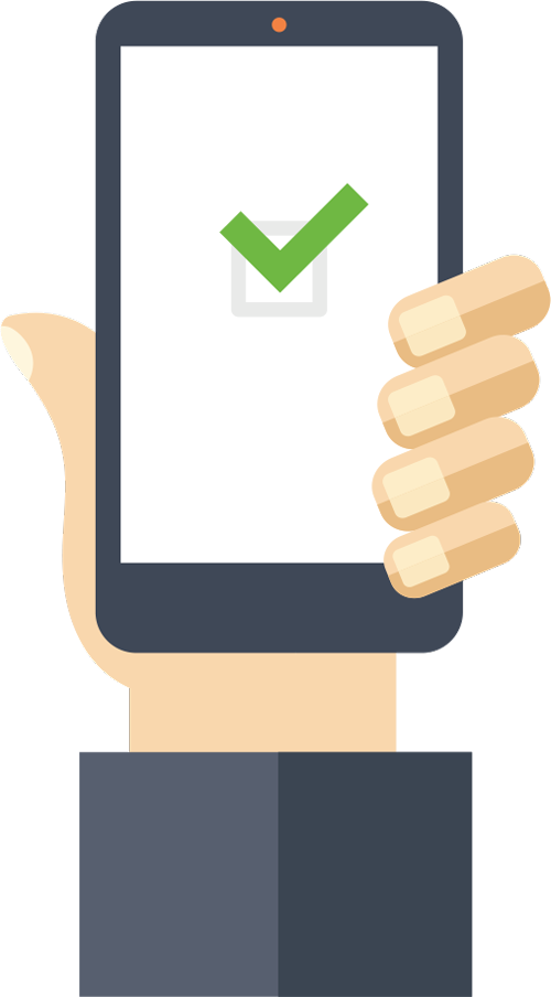 Travel Clearings smarta app har du alltid ditt resekonto med dig vart du än flyger och far.